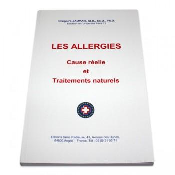 Livre Les allergies