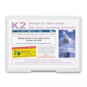 K2 boite 500g phytozen