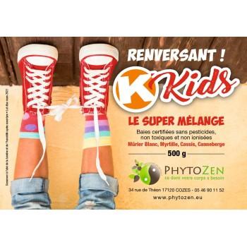 K-kids Mélange 4 baies Phytozen