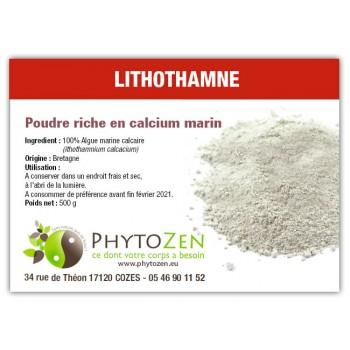 Lithothamne algue bretonne en poudre 500g