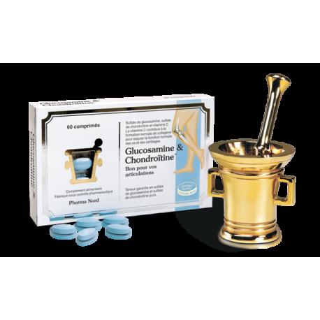 Glucosamine et Chondroïtine - 60 comp.
