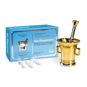 Bio-Magnésium 90 comprimés